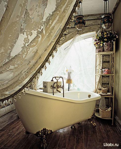 Сайт Полины и Дмитрия Лучановых. ванная комната